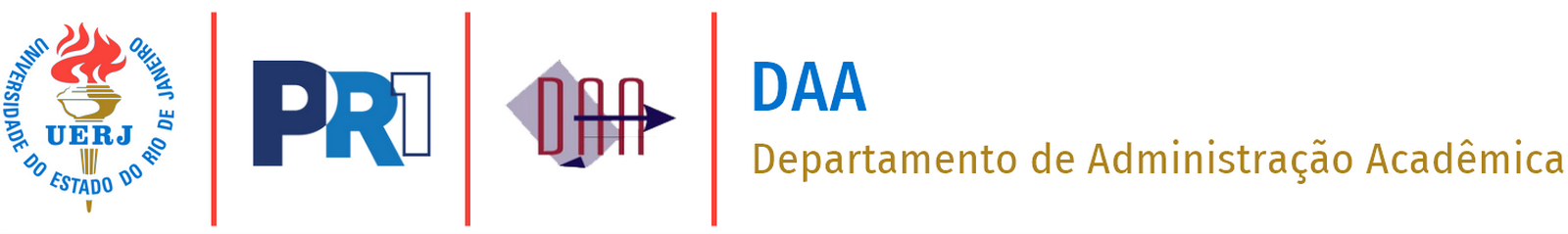 Departamento de Administração Acadêmica – DAA